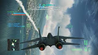 [GAMEPLAY] Online Mission Bareng Ace Combat Fans Indonesia #IMG