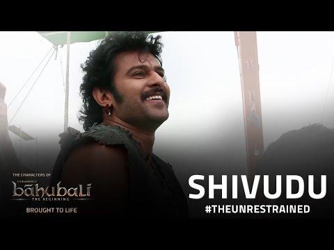 Thumbnail: The Characters of Baahubali Brought to Life - Prabhas as SHIVUDU