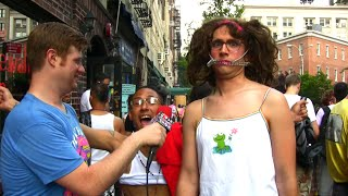 Wildest Sex Stories NYC GAY PRIDE PARADE + Josh McCutchen Show