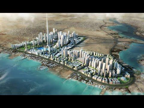 Город будущего в
