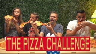 The Giant Pizza Challenge   David Lopez