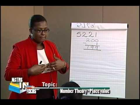 Mathematics - Grade 9 - Lesson 1