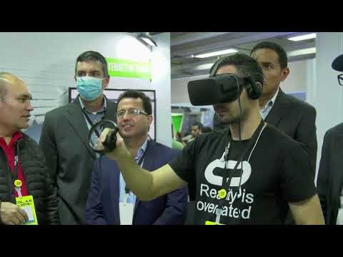 Videojuegos y realidad virtual, grandes protagonistas en Colombia 4.0 I C43 N6
