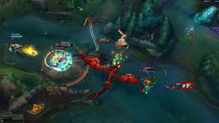 5 PYKE ULTS IN ONE FIGHT YOUTUBE WILL DELETE THIS CARE ALARM DANGER