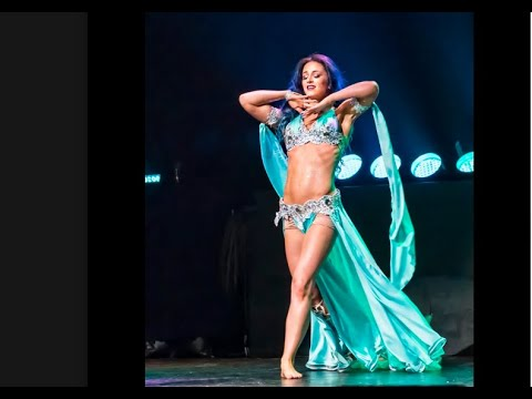 Rahel Bellydance - Laylet Hob and Drum Solo at Ya Helwa 2019