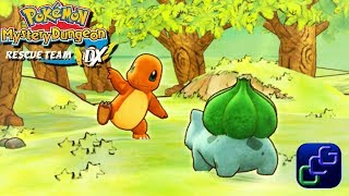 Pokemon Mystery Dungeon Rescue Team DX Switch Demo Gameplay