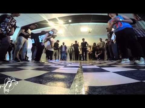 All Styles Cypher | Body Rock Dance 2015 | #SXSTV