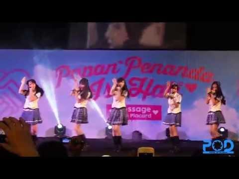 [141207] JKT48 - 7ji 12fun no Hatsukoi (Kokoro no Placard HS Festival)