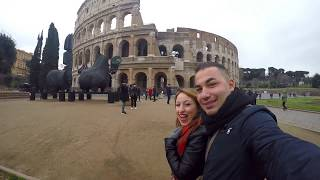 Angelo & Sue in Rome