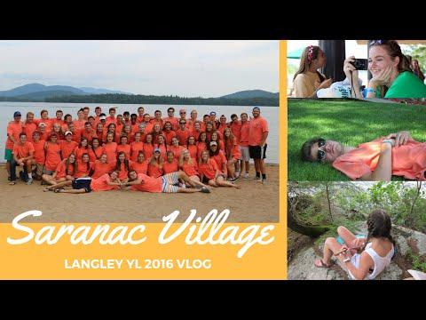 Saranac Village 2016 Vlog!!