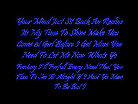 Pleasure P  Feel The Rush Lyrics