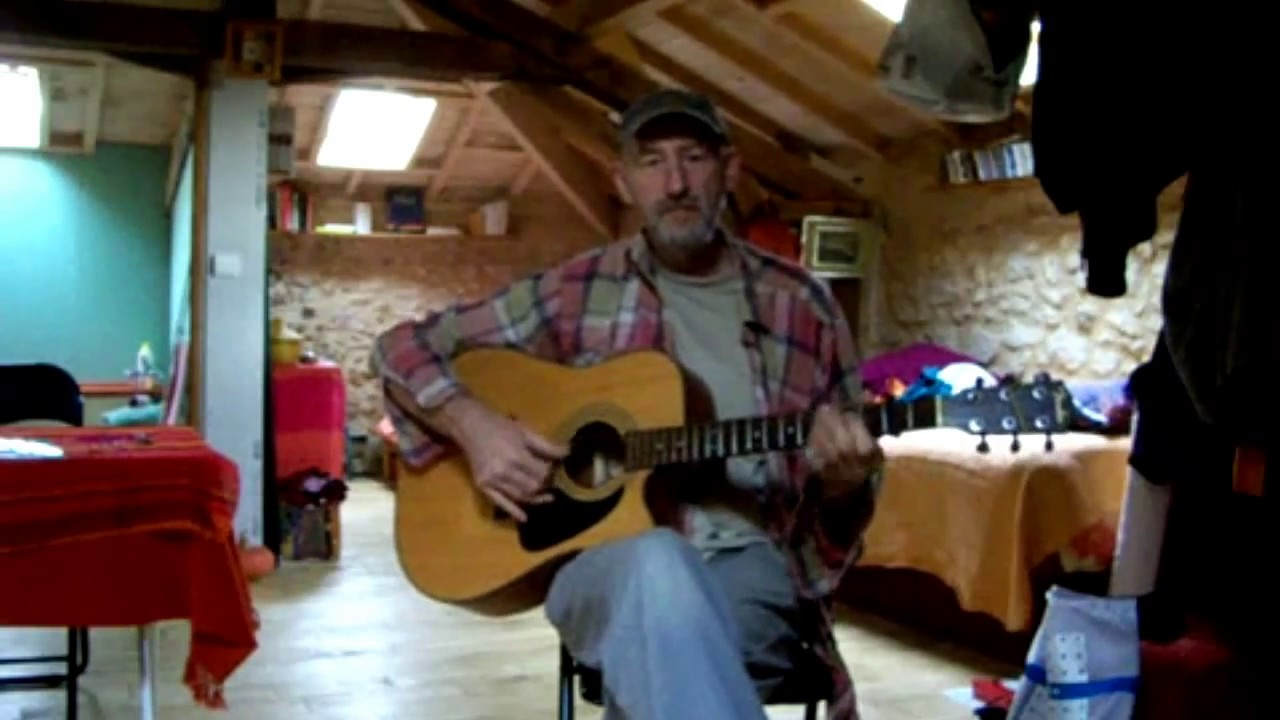Easy Blues Guitar Songs - Fingerpicking Acoustic