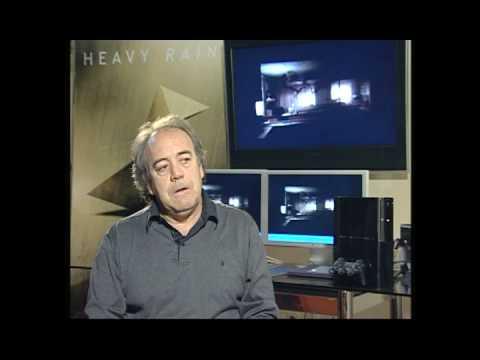 Entrevista a Tito Valverde (doblaje Heavy Rain) [PSMotion.es]