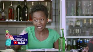 Kansiime the chief opener. African Comedy - Kansiime Anne