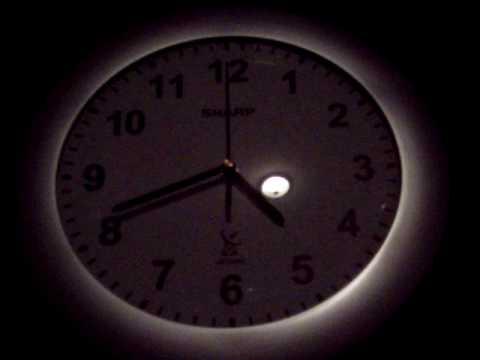 Sharp Atomic Clock Fixed Taychiwowa Youtube