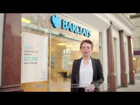 Barclays Loan Offer - 개인화 비디오