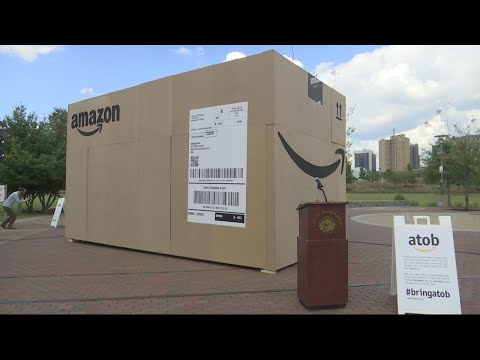 Campaign to lure Amazon to Birmingham