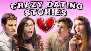 CRAZY DATING STORIES (Last Moments of Relationships #28)