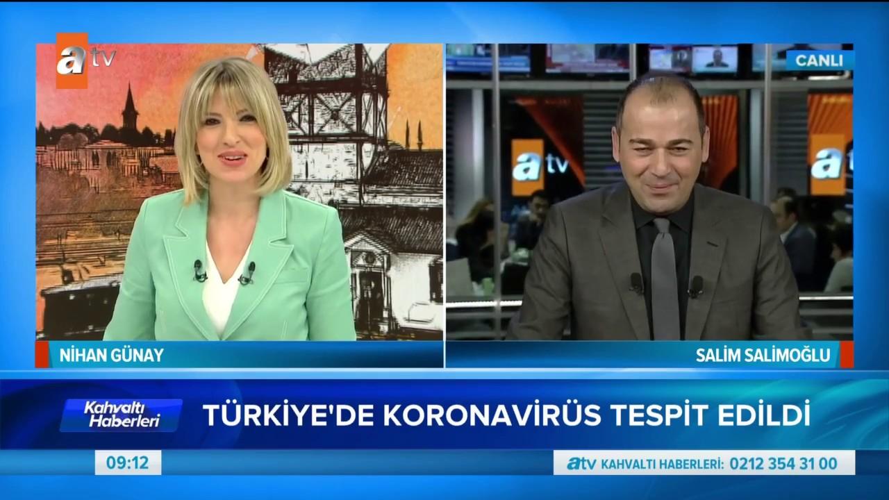 Türkiye'de Koronavirüs tespit edildi! - Kahvaltı Haberleri
