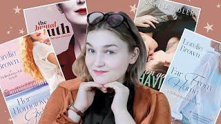 lesbian contemporary romances #1 // lgbtq+ book recommendations