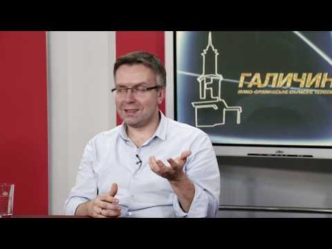 Актуальне інтерв'ю. К. Горішний. С. Єрьомін. Розвиток українсько-французького видавництва.