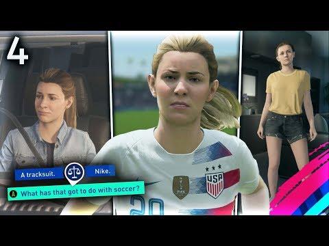 FIFA 19 THE JOURNEY Episode #4 - KIM HUNTER DEBUT!  (The Journey Full Movie Series)