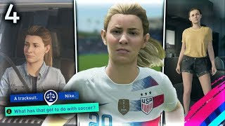 FIFA 19 THE JOURNEY Episode #4 - KIM HUNTER DEBUT!  (The Journey Full Movie Series)