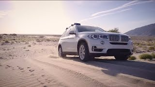 Pre-Running the Rebelle Rally in a Stock BMW X5