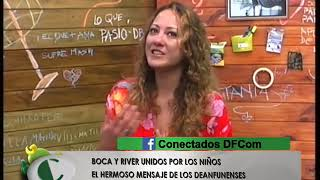 HINCHADAS DE RIVER Y BOCA UNIDAS