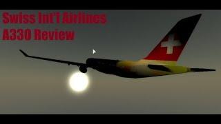 [ROBLOX] A330 de Swiss Int'l Airlines