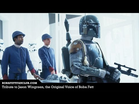 Tribute to Jason Wingreen, the Original Voice of Boba Fett