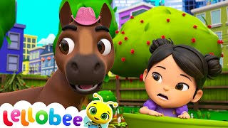 Boo Boo Song - Accidents Happen! | @Lellobee City Farm - Cartoons & Kids Songs | Learning Videos