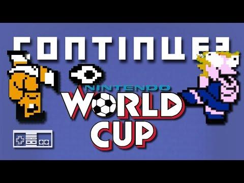 Nintendo World Cup NES  Continue?