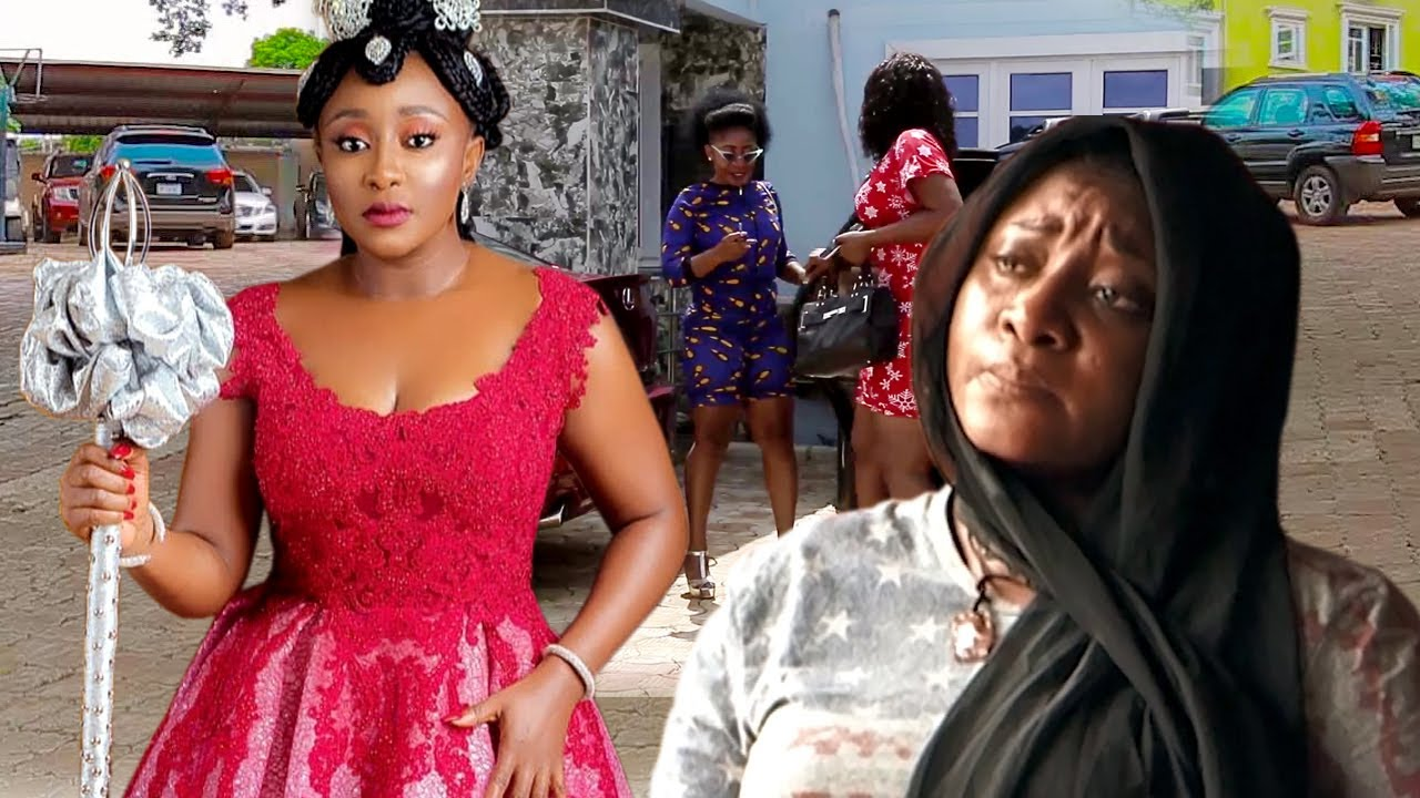 Download From Palace Slave To King's Wife Complete Season - Ini Edo 2020 Latest Nigerian Movie