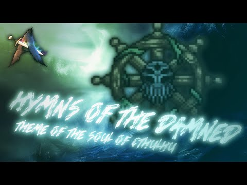 "Terraria Ancients Awakened Mod OST - ""Hymns Of The Damned"" - Theme of Soul Of Cthulhu"