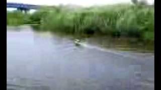 Syma RC Jetski- Electric Jetski Boat RTR