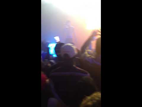 Kid Ink Riverside Performing Badass 4/8/14