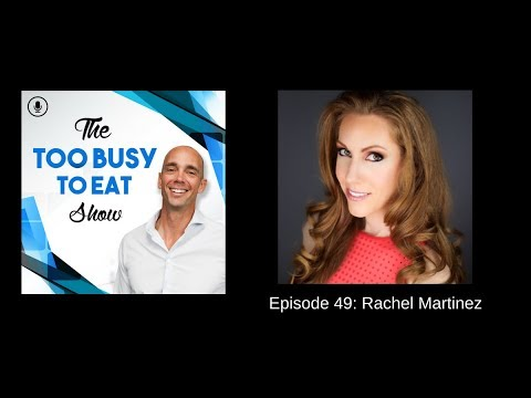 49: Turning obstacles into major life successes with Rachel Martinez