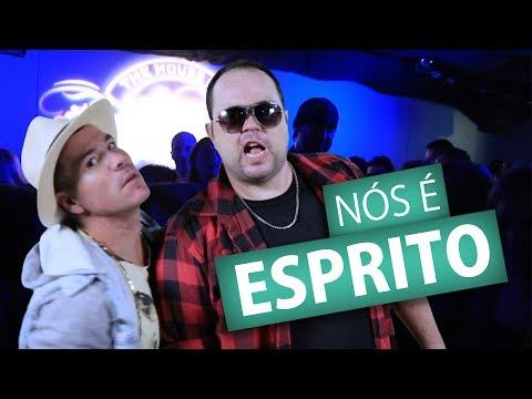 NÓS É ESPRITO (Humor E Espiritismo) | Paródia De DESPACITO - Luis Fonsi, Daddy Yankee
