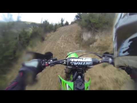 sandford downs balmoral trailride culverton.kx250 22/5/2016 nz