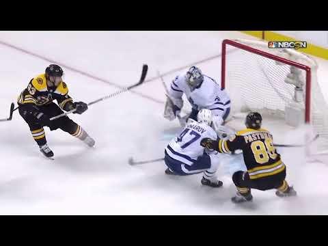 NHL Stanley Cup Playoffs Series Opening Goals [Round 1 2017/2018]