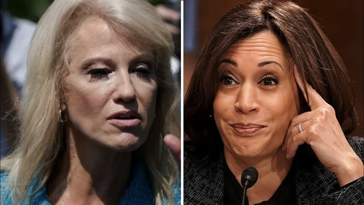 Kellyanne Conway TRASHES Kamala Harris after senator is selected to be Joe Biden's 2020 running mate