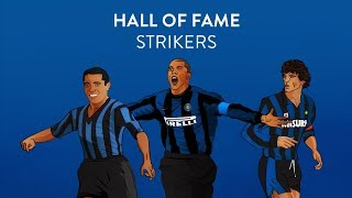 INTER HALL OF FAME 2018 | Meazza - Ronaldo - Altobelli