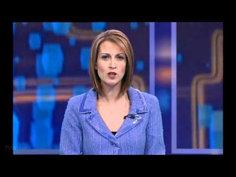ITV News Opening titles - February 2004 to  January 2006