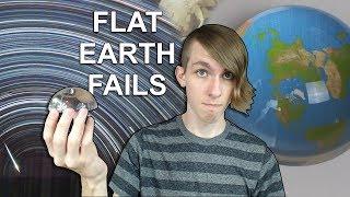 Flat Earth Southern Stars Debunked.