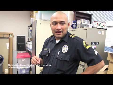 Tour En El Dallas Police Department