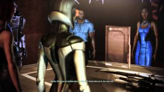Mass Effect 3 - Citadel DLC - Complete Story Part
