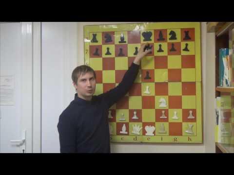 Шахматы, как начинать разыгрывать партию