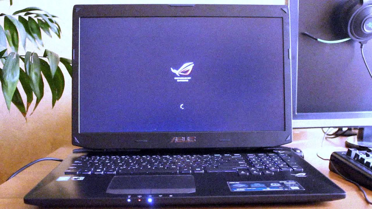 Windows 8 Fast Boot On ASUS Rog G750jx OCZ Vector