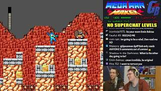 We Play Your MegaMAN Maker Levels LIVE! #25